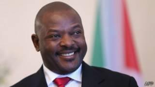 Hashize igihe gito Perezida Nkurunziza agennye abayobozi bashya b'urwego rw'iperereza.