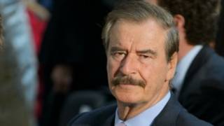 Vicente Fox. Foto Getty Images