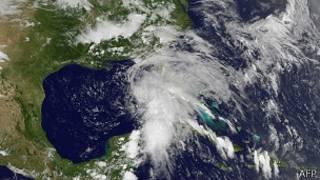 Tormenta tropical Andrea