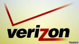 شعار شركة فيريزون