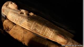 الكشف عن اسم مومياء مصرية قديمة