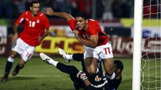 مصر تسعى للتأهل الى الدور الحاسم