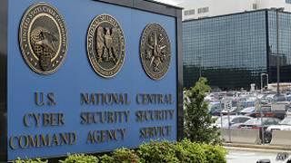 ساختمان مرکزی آژانس امنیت ملی آمریکا