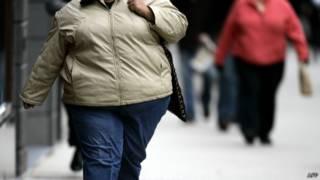 Obesidade / AFP