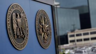 Sede la NSA en Fort Mead, Maryland