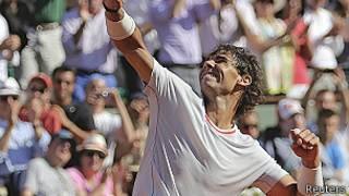 Rafael Nadal afite ibikombe 12 by'amarushanwa akomeye