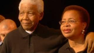 Mr Mandela da Maidakinsa Graca