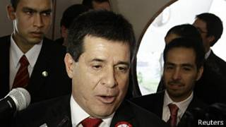 Horacio Cartes, Paraguay