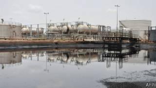 منشأة نفطية بجنوب السودان