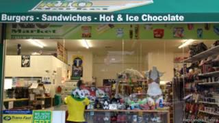 Loja de produtos brasileiros no Queens (Foto: Alessandra Correa/BBC Brasil)