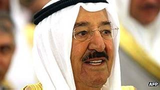 कुवैत के अमीर यानी शासक
