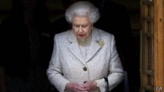 Королева Великобритании в больнице