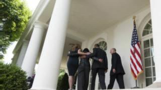 باراک اوباما در کاخ سفید
