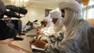 Wakilan Azbinawa 'yan tawaye na Mali