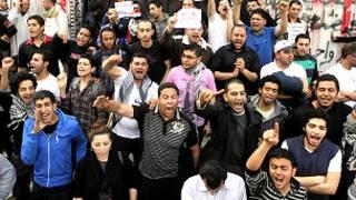 شباب الربيع العربي