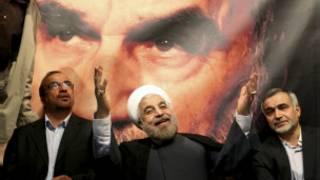 رجال الدين والسياسة في إيران
