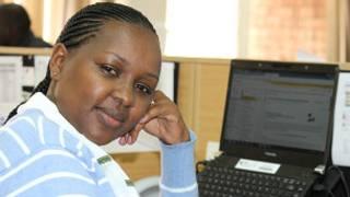 Caroline Karobia - Mhariri wa Sema Kenya