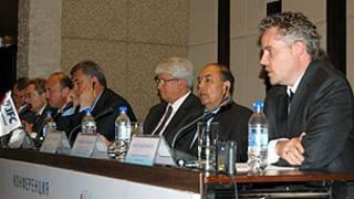 نشست افتتاح مرکز اطلاعات اعتباری