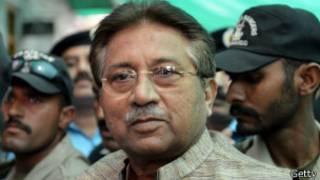Ông Pervez Musharraf
