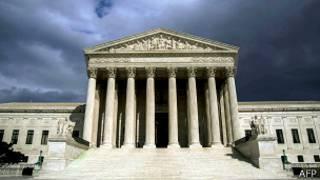 Здание Верховного суда США (31 марта 2012 года)