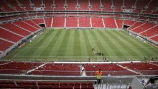 Estadio, Brasil