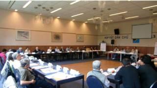 Cuộc họp ở Hà Lan tháng 6/2013