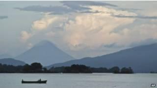 Lago Nicarágua (foto: AP)
