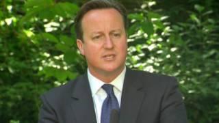 Firai ministan Birtaniya, David Cameron