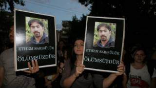 Ethem Sarısülük, Gezi Parkı gösterileri sırasında hayatını kaybetti