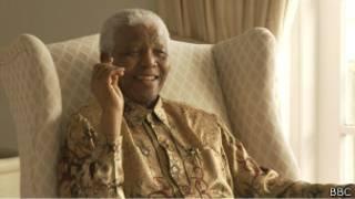 Nelson Mandela / BBC