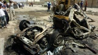 انفجارات في العراق