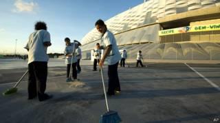 Arena Pernambuco / AP