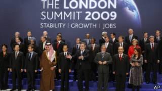 2009年伦敦g20峰会