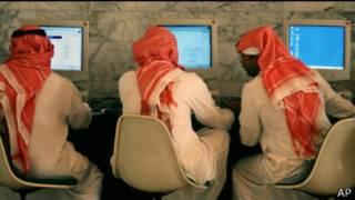 الإنترنت في السعودية