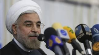 伊朗当选总统鲁哈尼