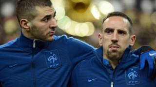 Benzema ve Ribery