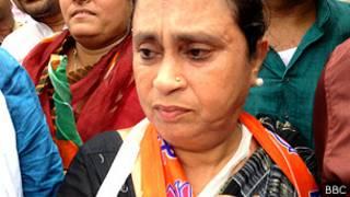 बीजेपी-जेडीयू संघर्ष में जख्मी महिला