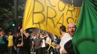 Protesto em SP na terça (BBC)