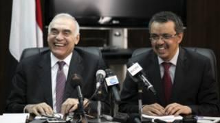 وزيرا الخارجية المصري والإثيوبي