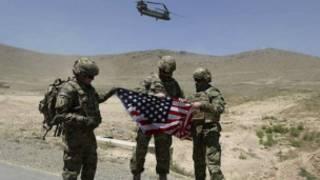 Abasirikare ba OTAN muri Afghanistan