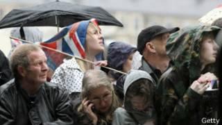 Дождливое британское лето