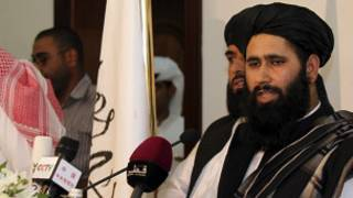متحدث باسم طالبان