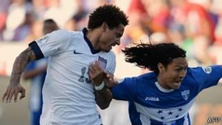 Estados Unidos vs Honduras