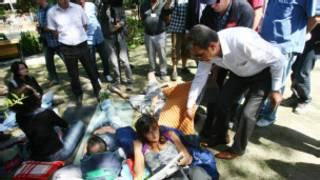 Kuğulu Park'taki göstericilere polis müdahle etti