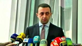Глава МВД Грузии Ираклий Гарибашвили