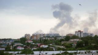 Взрывы под Самарой