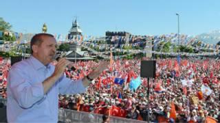 Başbakan Erdoğan Kayseri'de konuştu
