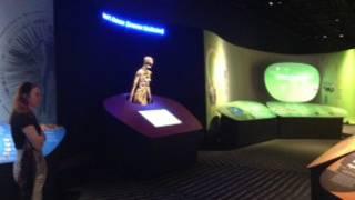 نمایشگاه ژنوم در موزه تاریخ طبیعی واشنگتن