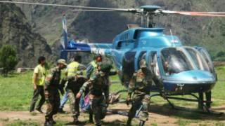 """Muertos por inundaciones en India """"podrían superar los mil"""""""