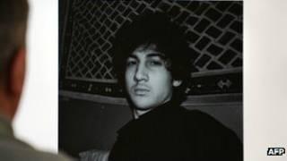 Dzohkhar Tsarnaev